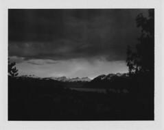 Swiss Mountains (Fabrice Muller Photography) Tags: mountains polaroid swiss fp3000b 110b ltoe fabricemuller fabricemullerphotography lifethroughoureyes