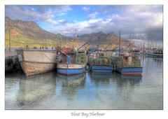 Hout Bay harbour (david.gill12) Tags: southafrica houtbay westerncape trawlers