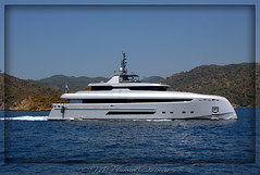 M/Y M ( Mr.Sailor    H@k@n) Tags: sea turkey boat flickr yacht sony trkiye motor deniz gcek 2013 mrsailor hakanzmen mhakanzmen
