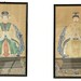 5046. Pair of Chinese Ancestral Portraits