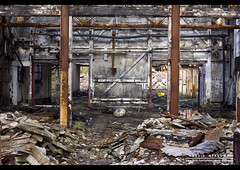 Dilapidated (DMeadows) Tags: demolish fire scotland rust mess long decay room military ruin testing worn collapse damage torpedo loch wreck damaged facility base wreckage wrecked dilapidated ruined supports arrochar oxidised davidmeadows dmeadows davidameadows dameadows