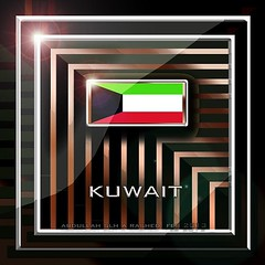 25 - 26 Feb 2013 Kuwait celebrates National & Liberation days (Abdullah Rashed - KWT ( excuse 4 slow replies)) Tags: light color colors sign photoshop square logo design day 26 render flag celebration national 25 squareformat february feb abu effect liberation kuwaiti saleh rashed abdullah     lumination 2013  ocassion      iphoneography instagramapp uploaded:by=instagram