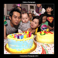 1st Year Birthday Party | Children Photography | AJP_9244 (azj68@yahoo.com | +6 0138895959) Tags: kids children azman kidsphotography kanakkanak childrenphotography budakbudak azmanjumat