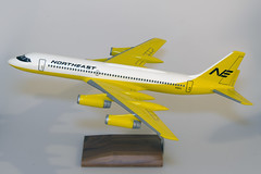 Northeast Airlines  Convair 990  Atlantic Models ( concord) Tags: city usa night landscape lights md maryland 001 darnestown convair990 atlanticmodels northeastairlines 31662