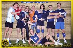 2006 Jongens A1 - kampioen VCZ toernooi