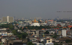 View From Grande Ville  @ Rattanakosin Island (WeeKit) Tags: bangkok rattanakosin