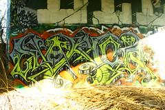Narco (MR. NIC GUY ^.^) Tags: california urban streetart art landscape graffiti losangeles paint rip graffitiart narco