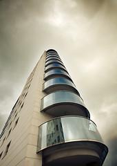 Babel (laororo) Tags: modern arquitectura torre gijon xixon modernidad