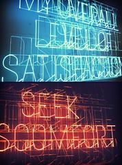 seek discomfort (Fion N.) Tags: show life city urban toronto ontario canada living exhibition dx designexchange gf1 stefansagmeister panasoniclumixgf1 thehappyshow
