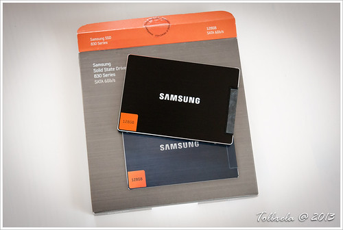 Samsung SSD 830 Series 128Gb 2,5