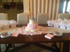 "Princess baby shower cake • <a style=""font-size:0.8em;"" href=""http://www.flickr.com/photos/60584691@N02/8547747958/"" target=""_blank"">View on Flickr</a>"
