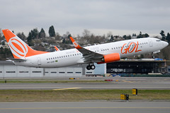 GOL PR-GXB (Drewski2112) Tags: seattle county field airport king international boeing gol 737 737800 bfi kbfi b738 prgxb