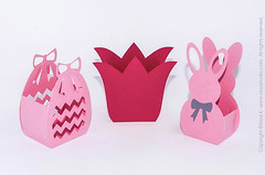 Spring bags (Alaa' Studio) Tags: flowers floral silhouette paper out cut pop cutting files laser cameo svg template papercut alaa lasercut favour alaak cricut dxf silhouettemachine silhouettesd cuttingfiles alaastudio