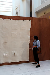 Wall_piece-Jennifer (Hope Ginsburg) Tags: wool felt doha vcuq tasmeem