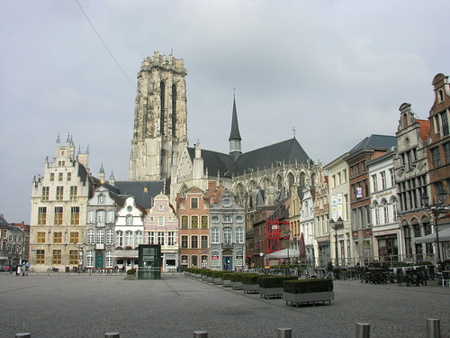 Mechelen,Grote Markt - © Antheunis Jacqueline