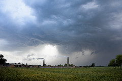 MAK_0440 (Aslam Khan - PK) Tags: storm lightening wheatfields bahawalpur khanewal chiminy