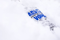 absolut vodka (hompolmiklos) Tags: winter snow spring drink alcohol vodka ital h tl 2013 sonydt1870mmf3556 hompolamiklsp