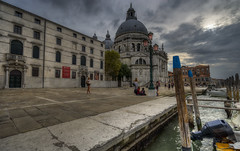 Santa Maria della Salute (Frags of Life) Tags: santamariadellasalute architecture basilica buildingexterior builtstructure colourimage day dome elevatedview europe horizontal italy outdoors photography roof sea sky sunny tranquility traveldestinations veneto veniceitaly