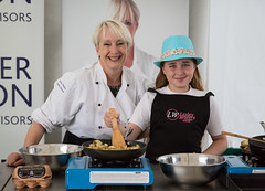 210/366 Lesley Waters - 366 Project 2 - 2016 (dorsetpeach) Tags: yeovilshow show agriculturalshow yeovil somerset england event leselywater cook cookery 366project aphotoadayforayear 365 366 2016 second365project