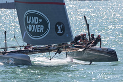 Louis Vuitton America's Cup World Series Portsmouth-3922 (Malc Attrill) Tags: americas cup racing world series portsmouth 2016 sailing solent landroverbar artemisracing