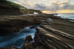 Lanai Lookout (Raiatea Arcuri) Tags: lanai lookout oahu seascape sunrise erosion