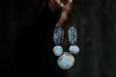 IMG_4218_1 (Anastssia) Tags: ceramics potsinaction jewelry statementjewelry volume jandmade design striking smokefired raku
