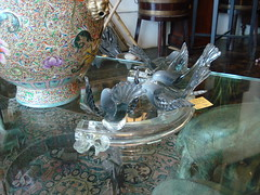 "MURANO GLASS BIRDS CENTERPIECE. • <a style=""font-size:0.8em;"" href=""http://www.flickr.com/photos/51721355@N02/28560340311/"" target=""_blank"">View on Flickr</a>"
