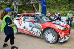 DSC_2438 (Salmix_ie) Tags: wrc rally finland 2016 july august fia motorsport ralley ralli neste gravel sand soratie speed nikon nikkor d7100 dust cars akk jyvskyl dmac michelin pirelli