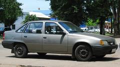 Daewoo Racer 1.5 ELi 1992 (RL GNZLZ) Tags: daewoo racereli 15 1992 opelkadett