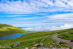 Ben Nevis Tarn (safc1965) Tags: ben nevis scotland tarn mountain climbing