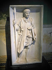 Relief of an roman civilian guard (Beyond the grave) Tags: berlin germany guard relief sculpture neuesmuseum art