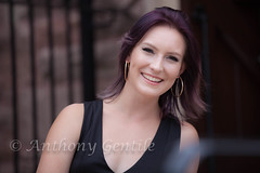 Adelaide (Anthony Gentile Photos) Tags: anthonygentilephotography anthony art photo photography pointofview portrait pov people portraits purple park canon canoneos5dmarkii canon5dmarkii canada canonef70200mmf28lis girl woman fashion smile london black dress