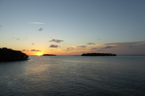Sunset, Marathon