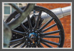 Sigma 180mm f3.5 APO DG HSM Macro (cannon at portsmouth Navy Base) (clyde_sostand) Tags: sonya700 sigma180mmf35apodghsmmacro sigma14apodgteleconverter