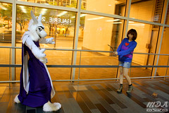 Undertale 53 (MDA Cosplay Photography) Tags: undertale frisk chara napstablook asriel cosplay costume photoshoot otakuthon 2016 montreal quebec canada undertalecosplay fun