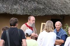 43 Haithabu WHH 21-08-2016 (Kai-Erik) Tags: geo:lat=5449110867 geo:lon=956713965 geotagged haithabu hedeby heddeby heiabr heithabyr heidiba siedlung frhmittelalterlichestadt stadt wikingerzeit wikinger vikinger vikings viking vikingr huser vikingehuse vikingetidshusene museum archologie archaeology arkologi arkeologi whh wmh haddebyernoor handelsmetropole museumsfreiflche wall stadtwall danewerk danevirke danwirchi oldenburg schleswigholstein slesvigholsten slesvigland deutschland tyskland germany bohlenwand reparatur zweitesskaldentreffen geschichtenerzhler musiker gruppesitram thomaspetersen jorgederwanderer urdvaldemarsdatter mittelalterlichemusikinstrumente skalden thorshammeralsamulettauszinngegossen 21082016 21august2016 21thaugust2016 08212016 httpwwwhaithabutagebuchde httpwwwschlossgottorfdehaithabu
