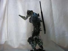 The Adversary 6 (quartzroolz) Tags: quartz roolz moc big burly man bionicle robot toa titan android bustersword guns skull spider mask god thats alot over design