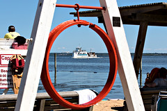 Fair Harbor, Fire Island. (BruceLorenz) Tags: ferries ferry america fire island long new york ny fair harbor bell gong great south bay greatsouthbay