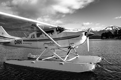 (45South) Tags: float plane 206