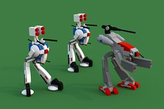 Regault redux (SPARKART!) Tags: lego macross sparkart glaug regault battlepod toy robot mecha