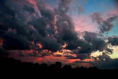 Dramatic Sky (Emily Kistler) Tags: america d750 midwest nikon ohio outdoors usa unitedstates sky clouds sunset nature evening travel landscape