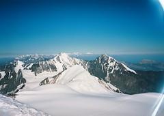 (Nikolay Kulivets) Tags: 35mm film olympusmjuii mjuii kodak georgia caucasus snow alpinism kazbek