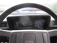 IMG_0495 1982 Volvo 343 DL (robsue888) Tags: merseyside volvo343dl