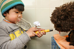_MG_4153 (baobao ou) Tags: family boy kids funny asia child 52weeks familygetty2011