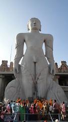 Shravanbelagola - Lord Bahubali or Gomateshwara