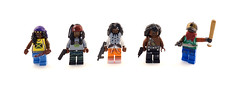 Yardies - Jamaican Gangsters (Hammerstein NWC) Tags: brick gangsters lego action mini minifig custom decals minifigure minifigures yardies actiontoys brickarms