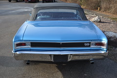"""1966 Chevelle SS 396 Convertible • <a style=""""font-size:0.8em;"""" href=""""http://www.flickr.com/photos/85572005@N00/8371643816/"""" target=""""_blank"""">View on Flickr</a>"""