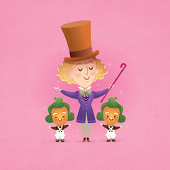 Willy Wonka (Jerrod Maruyama) Tags: candy willywonka movies oompaloompa genewilder charlieandthechocolatefacotry