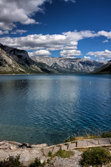 The Rockies act like their usual self (JoLoLog) Tags: lake canada mountains clouds alberta hdr banffnationalpark lakeminnewanka lorien canadianrockies therockymountains minnewankaloop canonxsi mygearandme mygearandmepremium mygearandmebronze mygearandmesilver mygearandmegold mygearandmeplatinum
