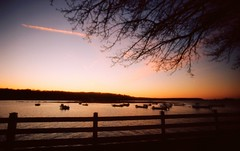 Cold Spring Harbor (Six Sigma Man) Tags: sunset longisland 1001nights coldspringharbor